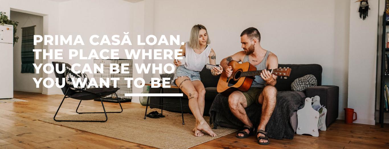 Prima Casă loan