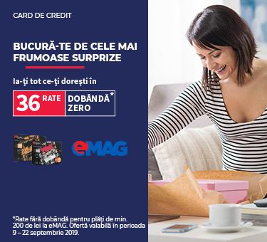 Card de credit Wide RO HP