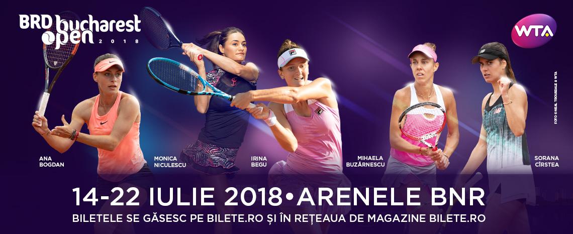 Bucharest Open 2018