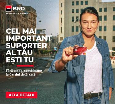 Cardul de Zi cu Zi Homepage | Cristina Neagu