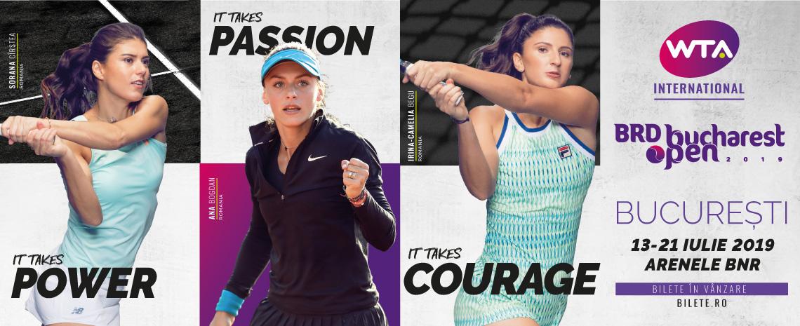 WTA BRD Bucharest Open