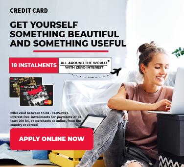 Card de credit 18 rate aprilie EN