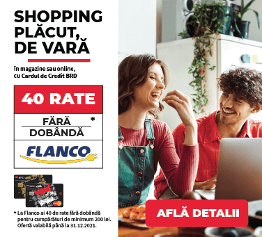 Card de Credit - Flanco