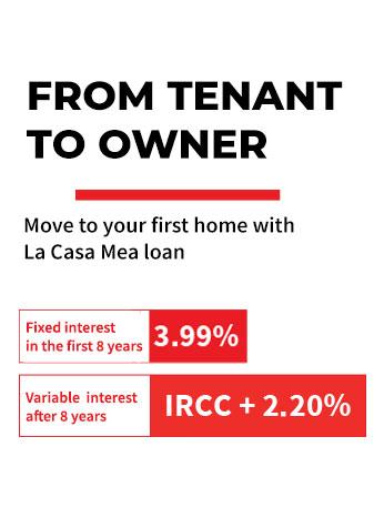 La Casa Mea housing loan
