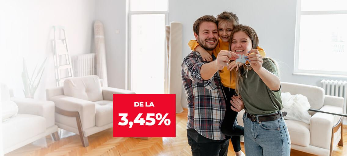 La Casa Mea credit imobiliar