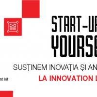 Susținem inovația și antreprenoriatul la Innovation Labs 2017