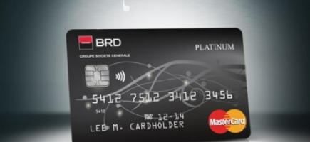 Cardul de credit Platinum