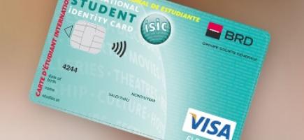 Cardul ISIC