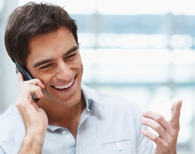 Phone banking - Slider