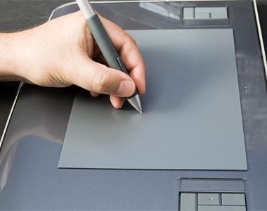 Electronic Signature - Slider