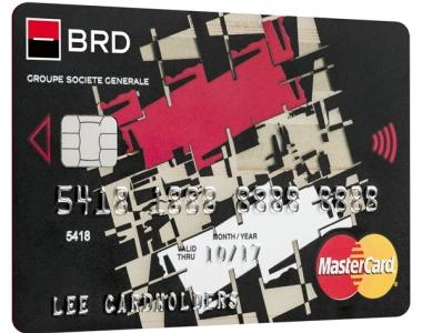 pierdut card brd